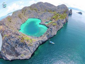 ทัวร์เกาะหัวใจมรกตพม่า