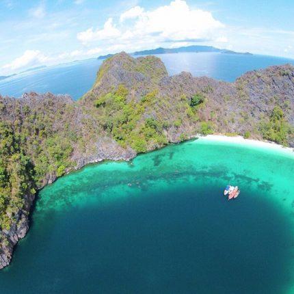 ทัวร์เกาะหัวใจมรกต 3 วัน 2 คืน เกาะพม่า