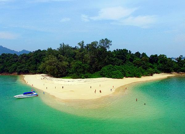 ทัวร์ 3 เกาะ ระนอง เกาะกำ เกาะค้างคาว เกาะญี่ปุ่น