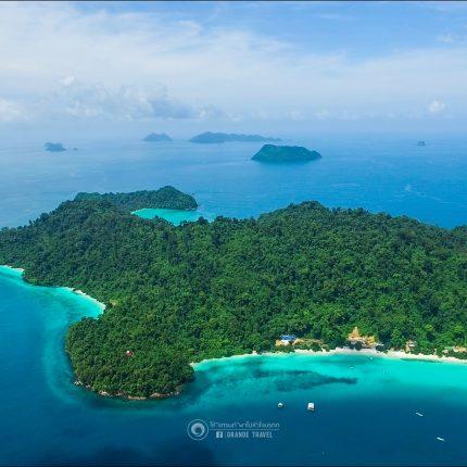 ทัวร์เกาะค๊อกเบิร์น เกาะมุก ทะเลพม่า