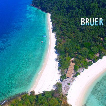 ทัวร์เกาะบรูเออร์ ทะเลพม่า