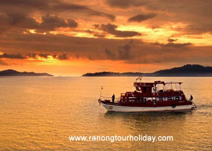 ทัวร์ระนอง ล่องเรือคลาสิกอ่าวระนอง 1 วัน