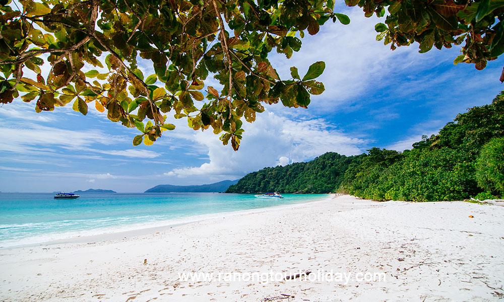 ทัวร์เกาะพม่า เกาะฮอร์สชู 2 วัน 1 คืน