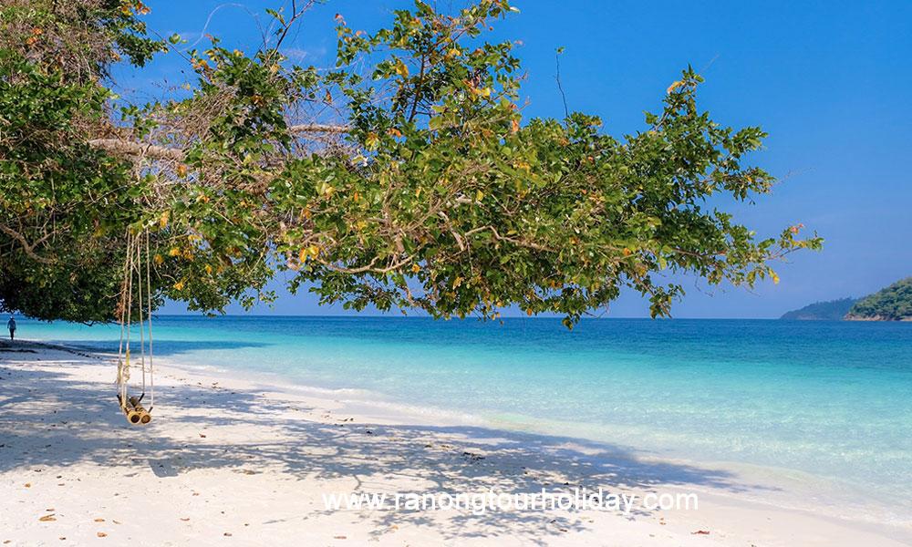 ทัวร์เรนเดียร์บีช เกาะแมคคลอย เกาะพม่า