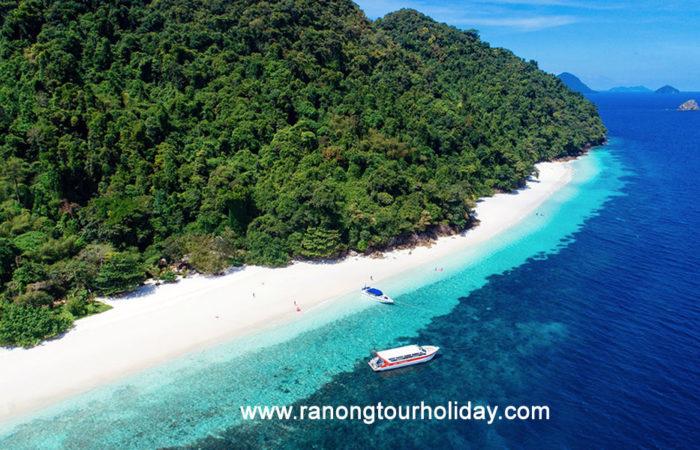 ทัวร์เกาะนาวโอพี เกาะพม่า