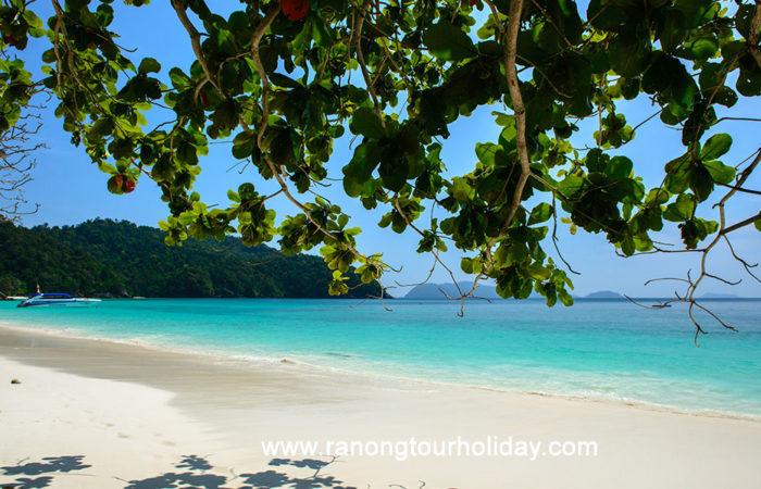 ทัวร์เกาะพม่า เกาะตาฟุ๊ก 2 วัน 1 คืน
